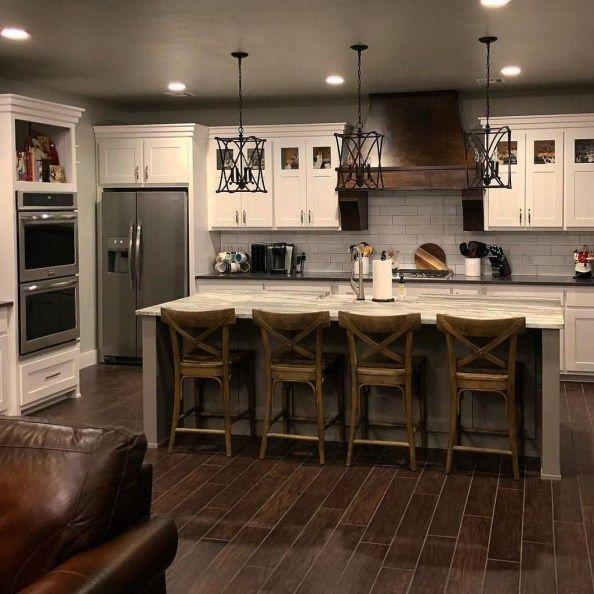 25 Stress-Free Rustic Kitchen Ideas (All Are Marvellous!) - 00C0E1Cffec022Cef55Cc65305B7B4B1