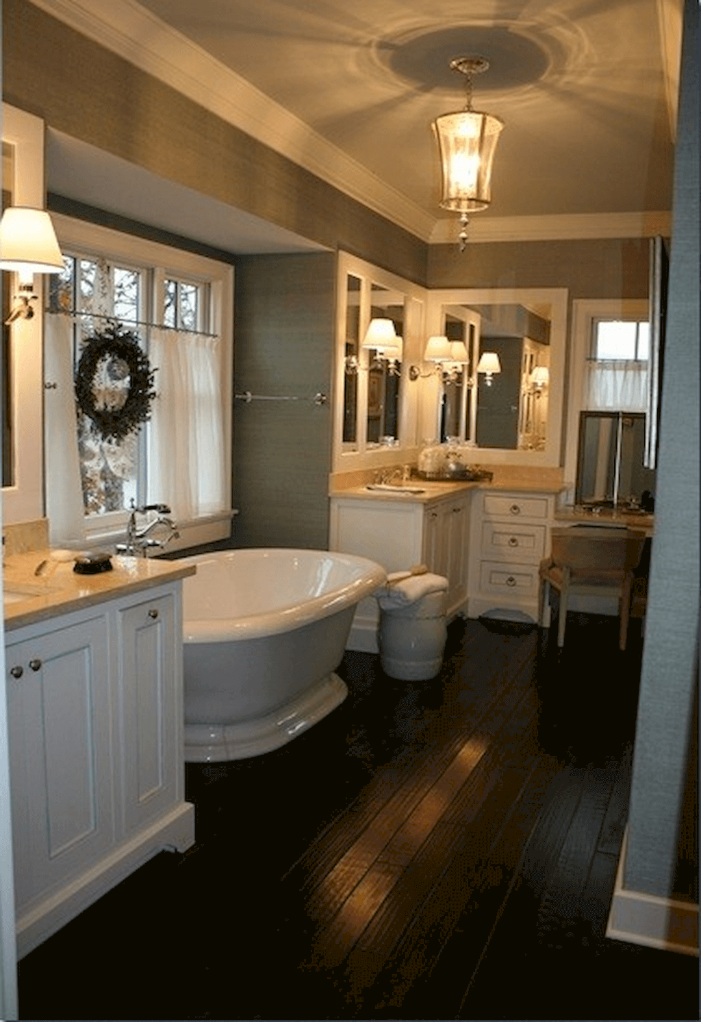25 Stunning Shabby Chic Bathroom Designs That Will Adore You - 079B7D3190E146Afebc10853847Cdc29