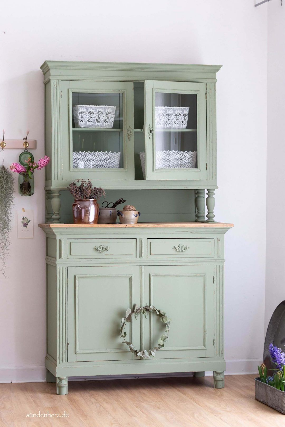 25 Lovely Shabby Chic Kitchen Ideas (Striking Rooms For Cooking) - 0A1A9C40700Ff8494966Aa50F481682C