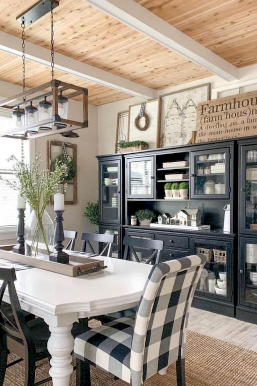25 Bewildering Farmhouse Kitchen Designs (Traditional Beauties!) - 0E6F33B1Dde5F33C8Ef20Ee569464754