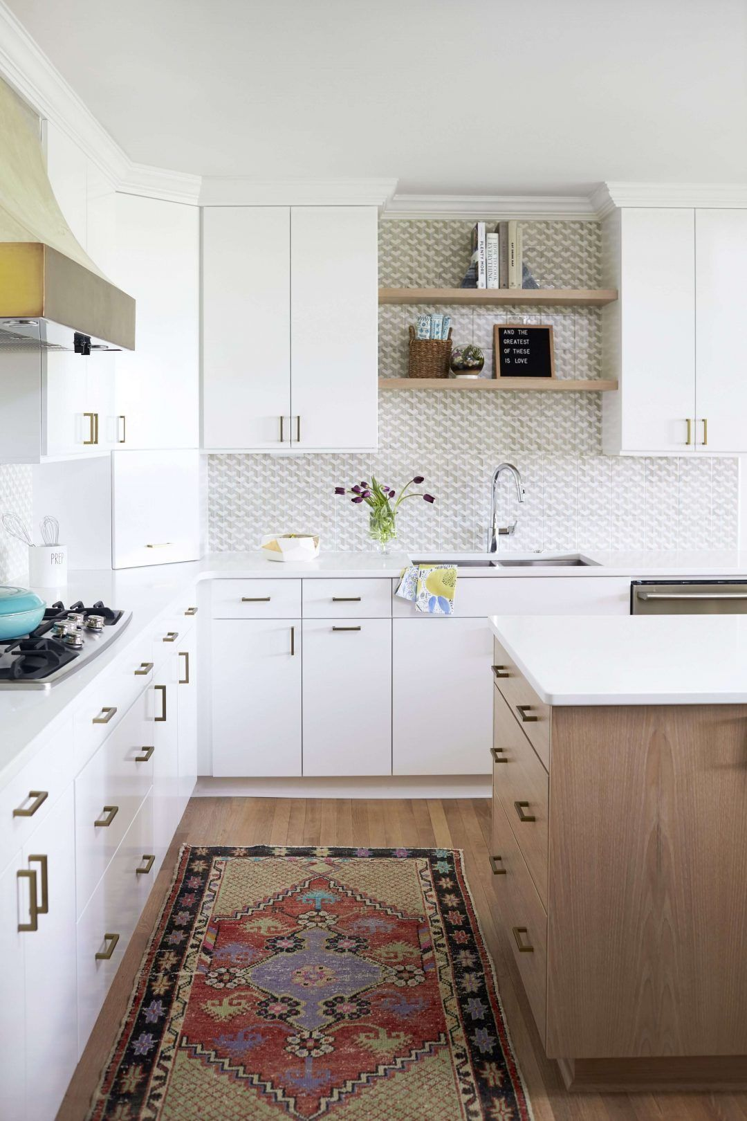 25 Mid Century Modern Kitchen Ideas To Beautify Your Cooking Area - 1041024007Cd88F7303Cf8969Eaef808