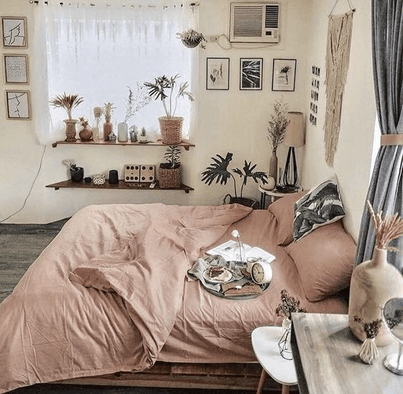 25 Absorbing Rustic Bedroom Concepts (Passions For Sleeping) - 10A