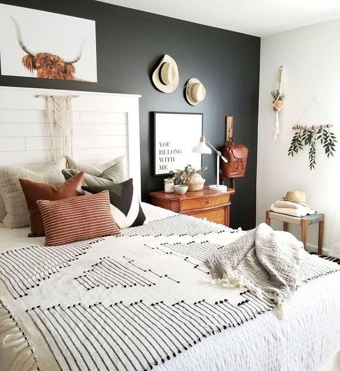 25 Scandinavian Bedroom Ideas To Give Airy And Stylish Look - 10Q
