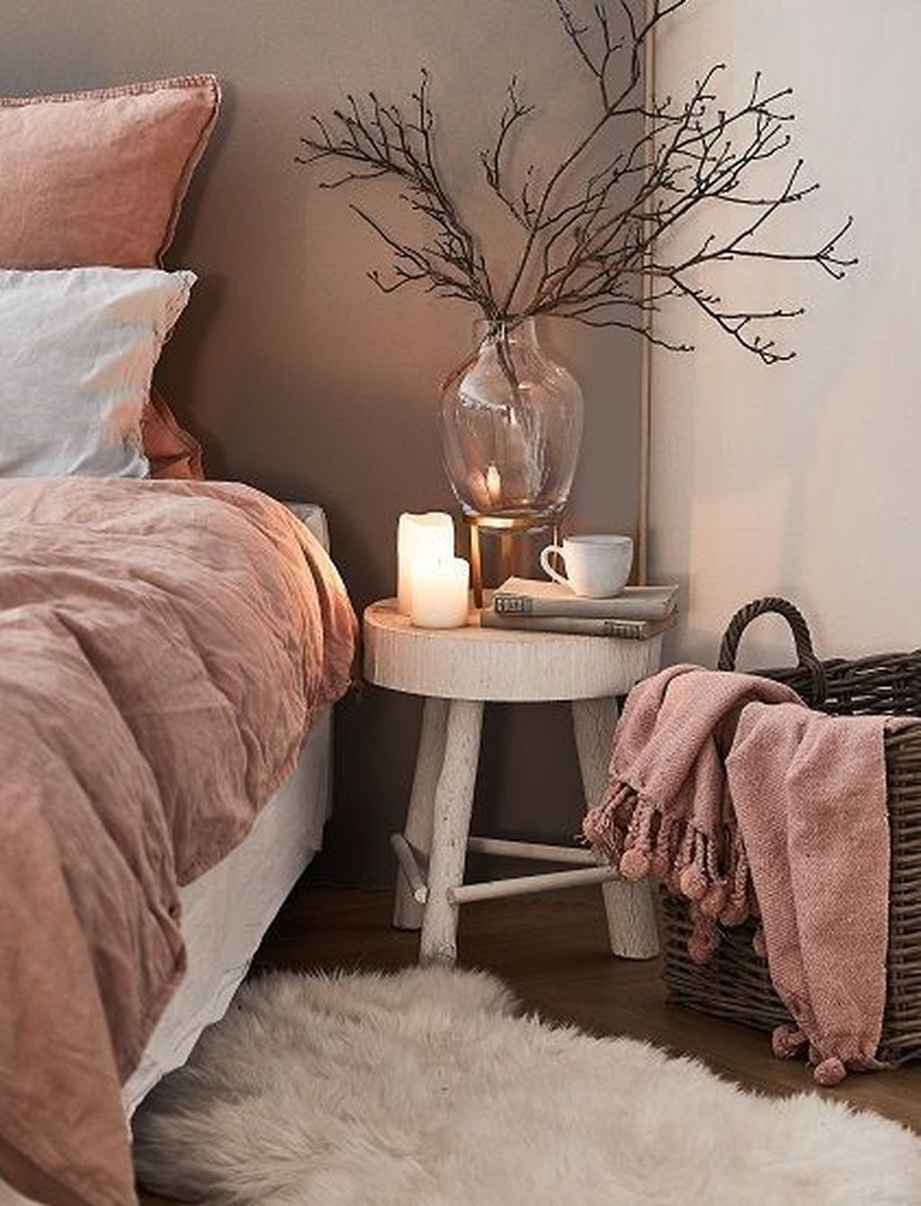 25 Scandinavian Bedroom Ideas To Give Airy And Stylish Look - 15Q