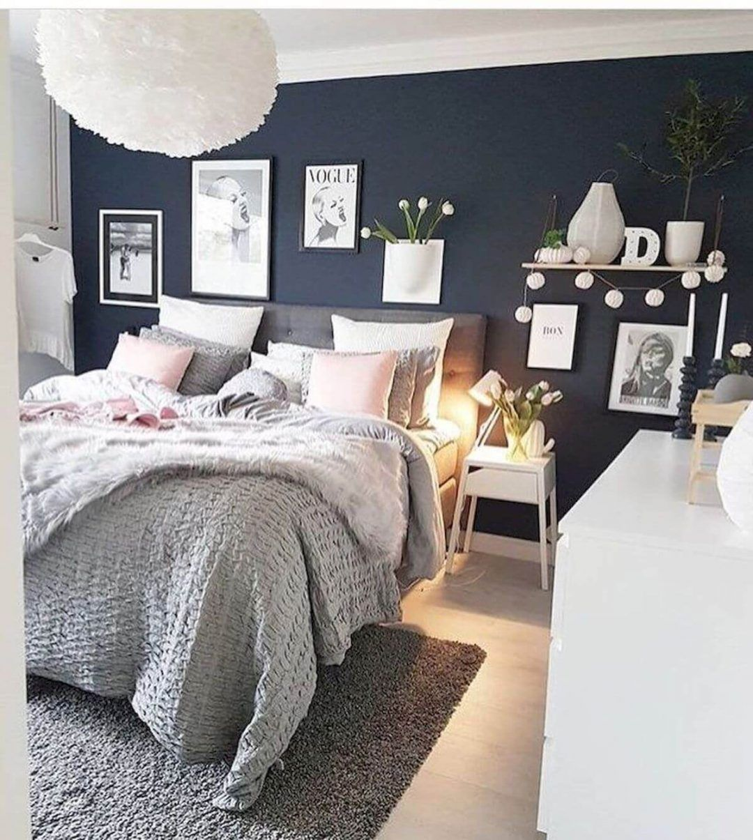 25 Scandinavian Bedroom Ideas To Give Airy And Stylish Look - 16Q