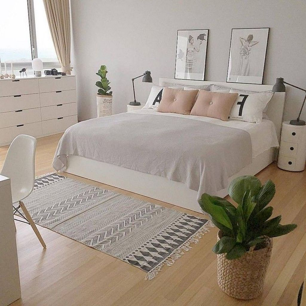 25 Scandinavian Bedroom Ideas To Give Airy And Stylish Look - 17Q