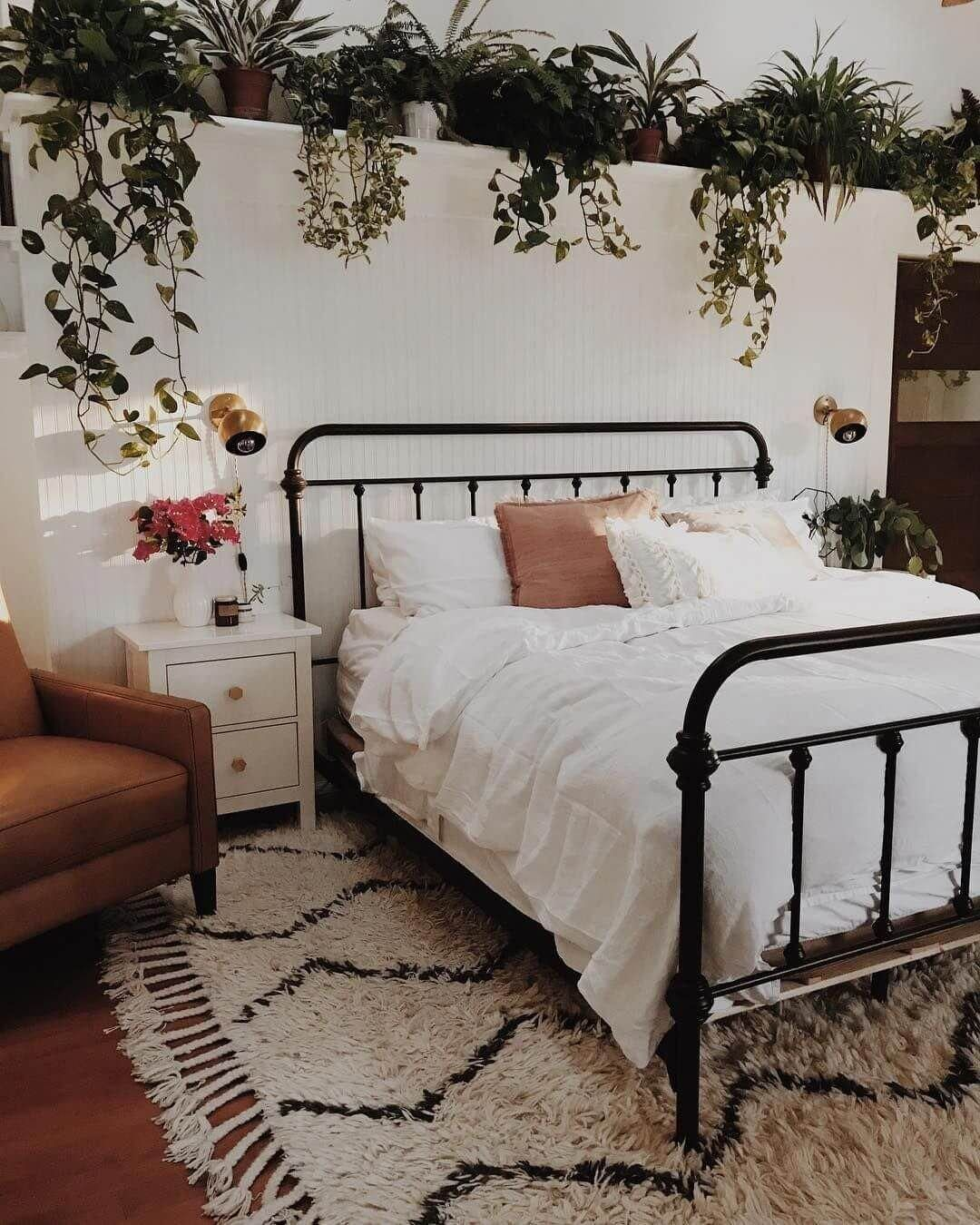 25 Absorbing Rustic Bedroom Concepts (Passions For Sleeping) - 18A