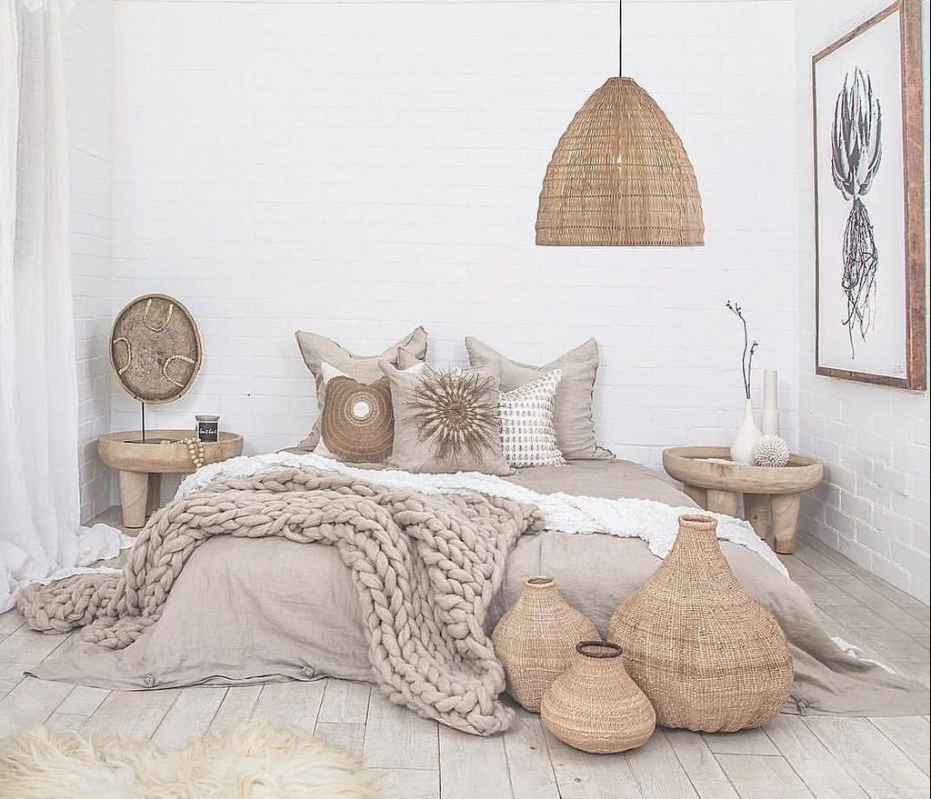 25 Scandinavian Bedroom Ideas To Give Airy And Stylish Look - 21Q