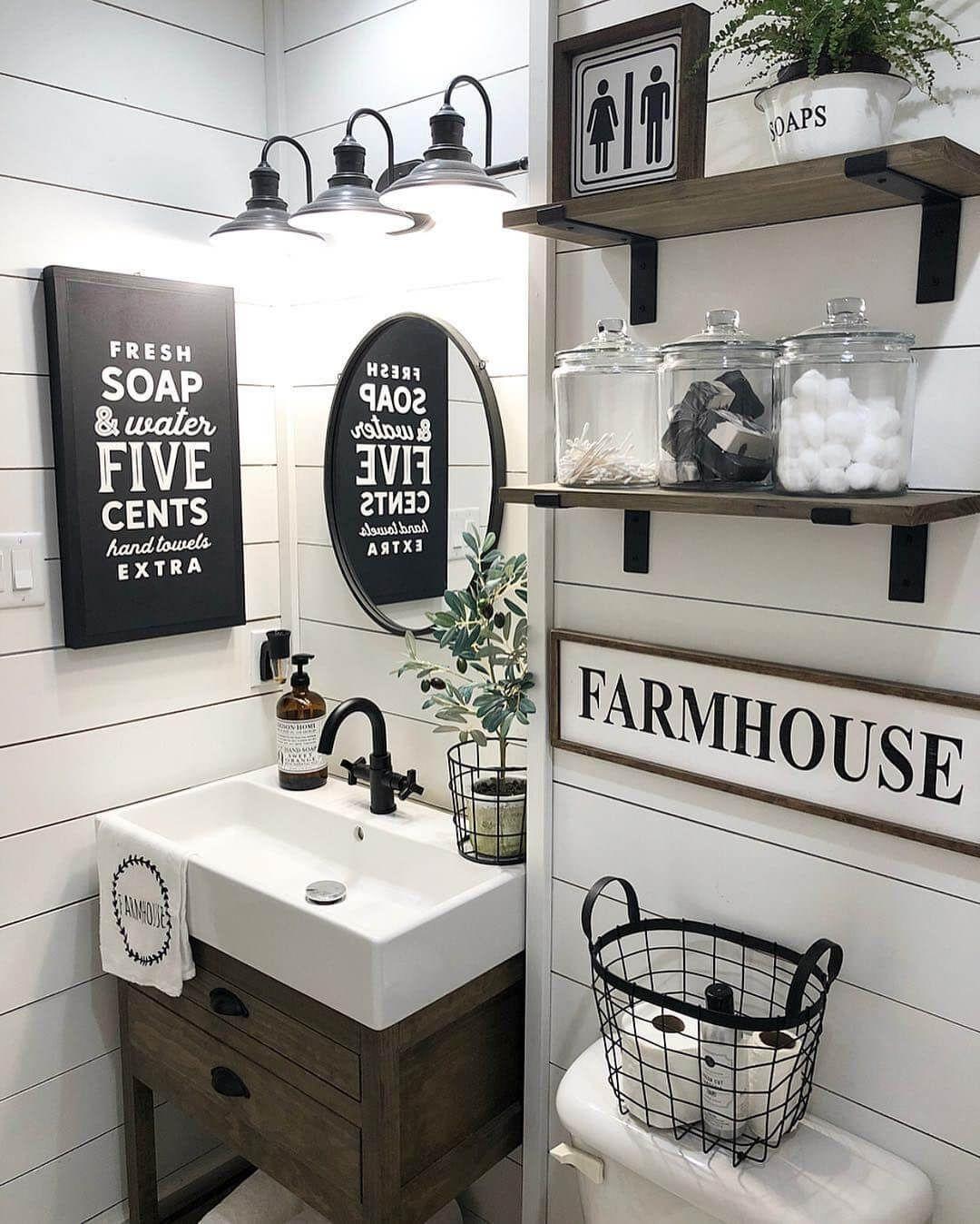 25 Stunning Shabby Chic Bathroom Designs That Will Adore You - 22D9F9Ff0236Ca88B8020C9C5B8945Bd
