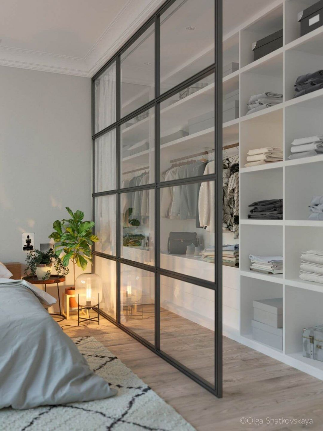 25 Scandinavian Bedroom Ideas To Give Airy And Stylish Look - 23Q
