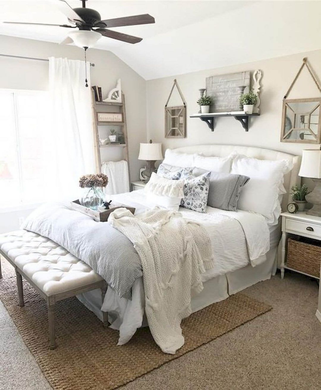 25 Absorbing Rustic Bedroom Concepts (Passions For Sleeping) - 24A
