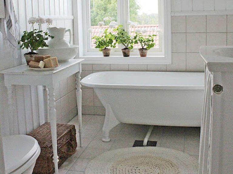 25 Farmhouse Bathroom Ideas For Bathroom Remodel - 2864F93Cb15E84808B4F71F363266054 E1567415292121