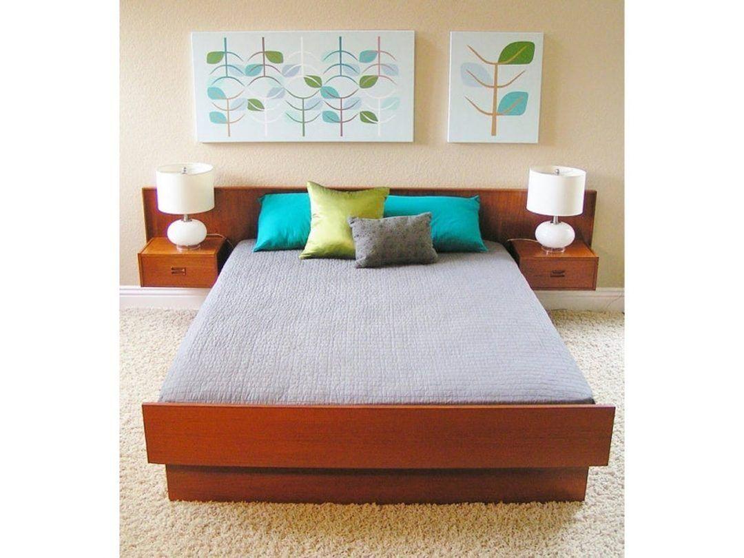 25 Elegant Mid Century Modern Bedroom (Heaven-Like Rooms) - 3