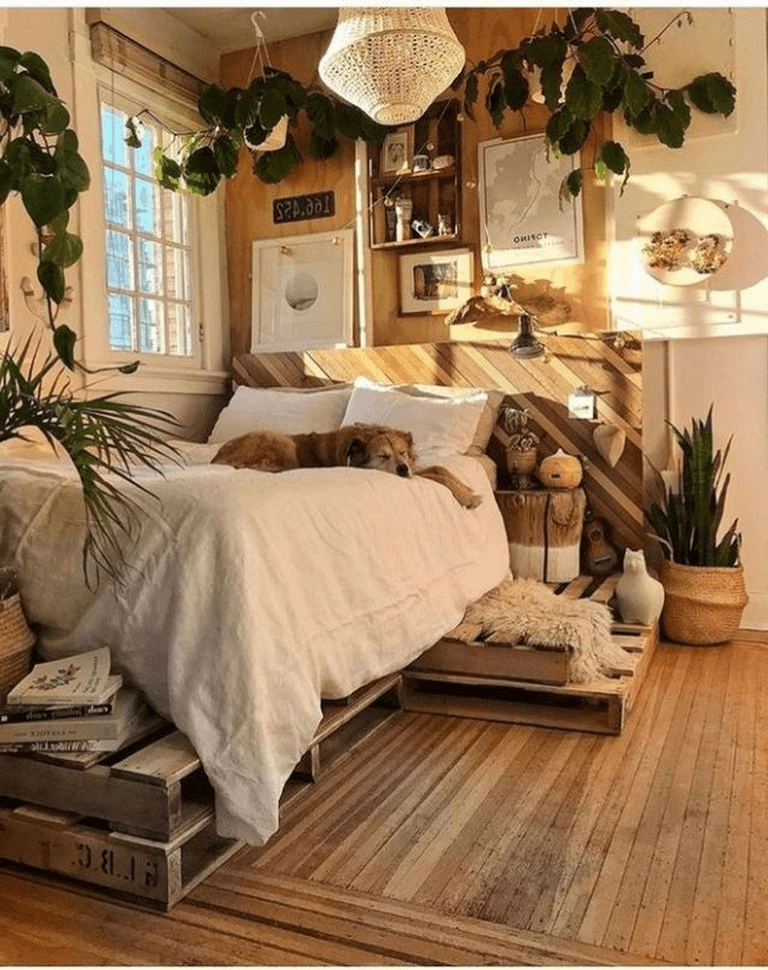 25 Absorbing Rustic Bedroom Concepts (Passions For Sleeping) - 3A
