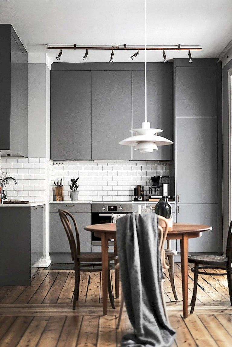 25 Eclectic Scandinavian Kitchen Designs (Let's Bring The Charm!) - 3A2F570A8Aad1B0382787A695721A39A