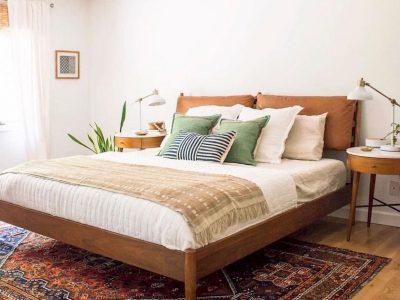 25 Elegant Mid Century Modern Bedroom (Heaven-Like Rooms)