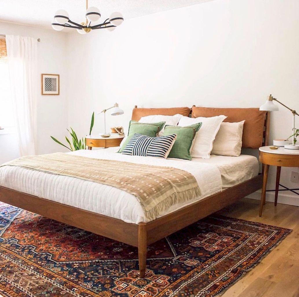 25 Elegant Mid Century Modern Bedroom (Heaven-Like Rooms) - 4