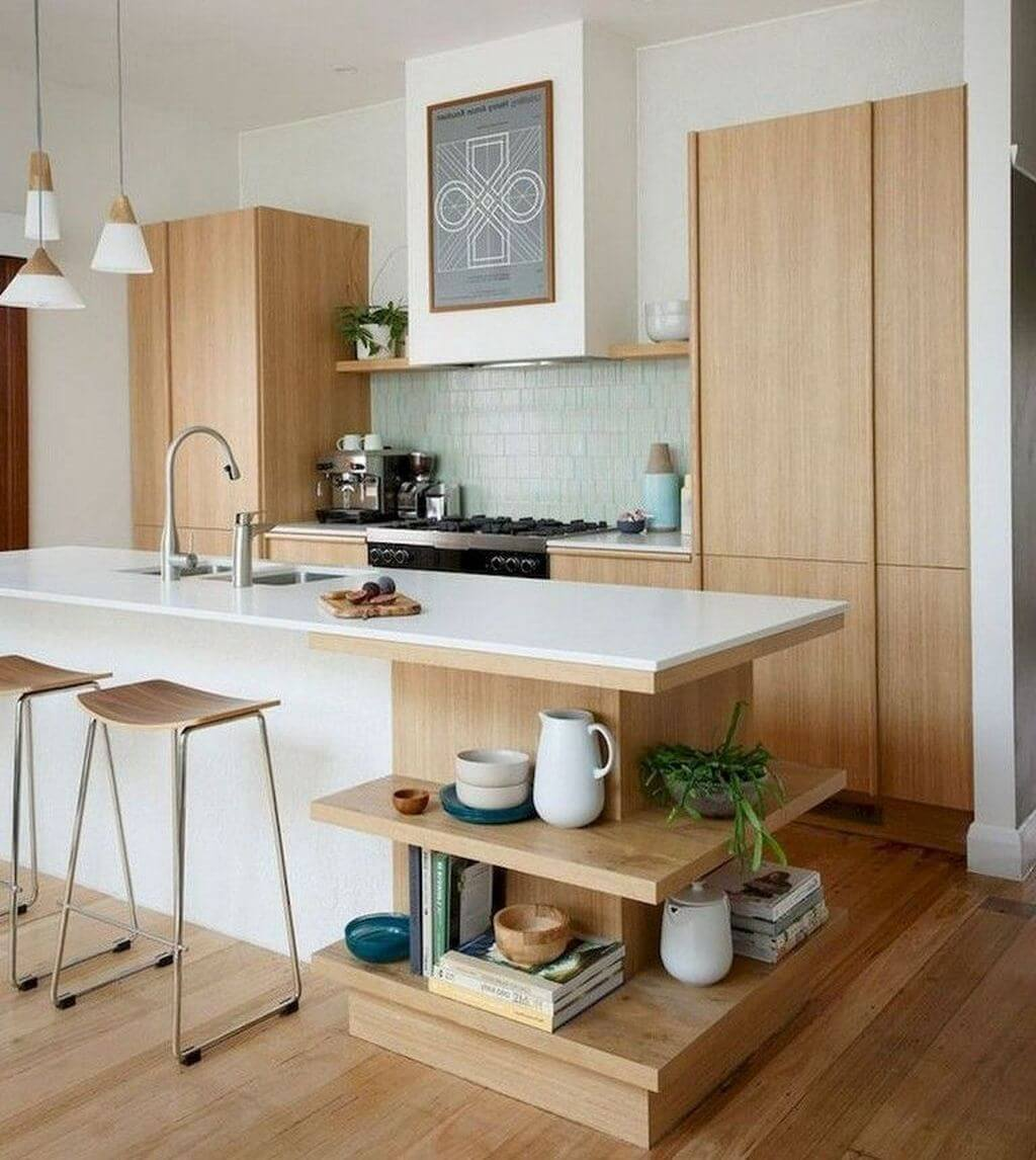 25 Eclectic Scandinavian Kitchen Designs (Let's Bring The Charm!) - 4B06Db43C1661433B8Ae6858175Ff32B