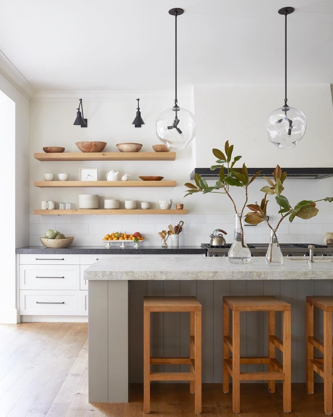 25 Eclectic Scandinavian Kitchen Designs (Let's Bring The Charm!) - 5F8B36802Acb6E7840D92329E02F97A5