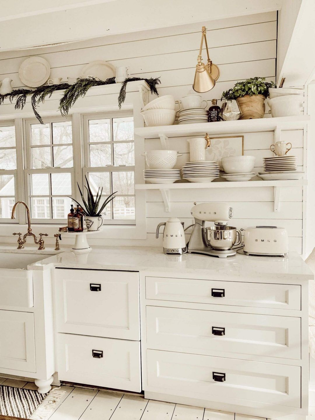 25 Bewildering Farmhouse Kitchen Designs (Traditional Beauties!) - 644B7Ee9691799Ee4Caca44341637A6B