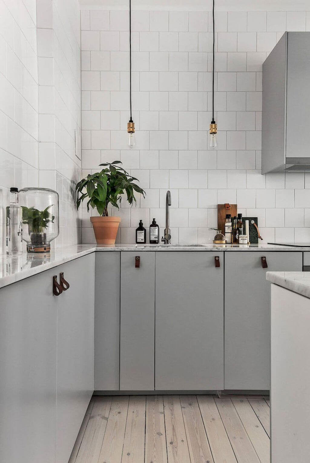 25 Eclectic Scandinavian Kitchen Designs (Let's Bring The Charm!) - 662C862Abf0086Fc83C35B3E991D2870