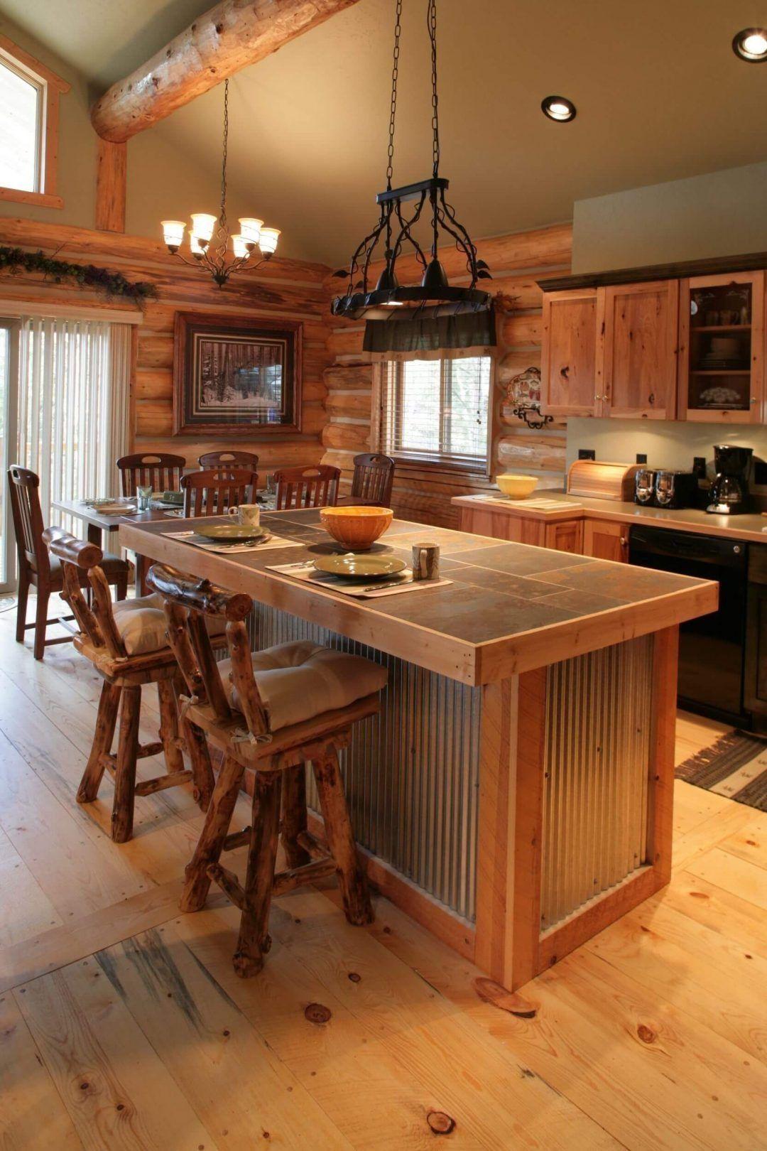 25 Stress-Free Rustic Kitchen Ideas (All Are Marvellous!) - 6877Be281783205F7736Cb0Fc3Dbaaeb