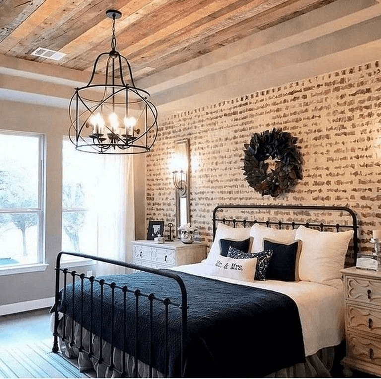 25 Absorbing Rustic Bedroom Concepts (Passions For Sleeping) - 6A