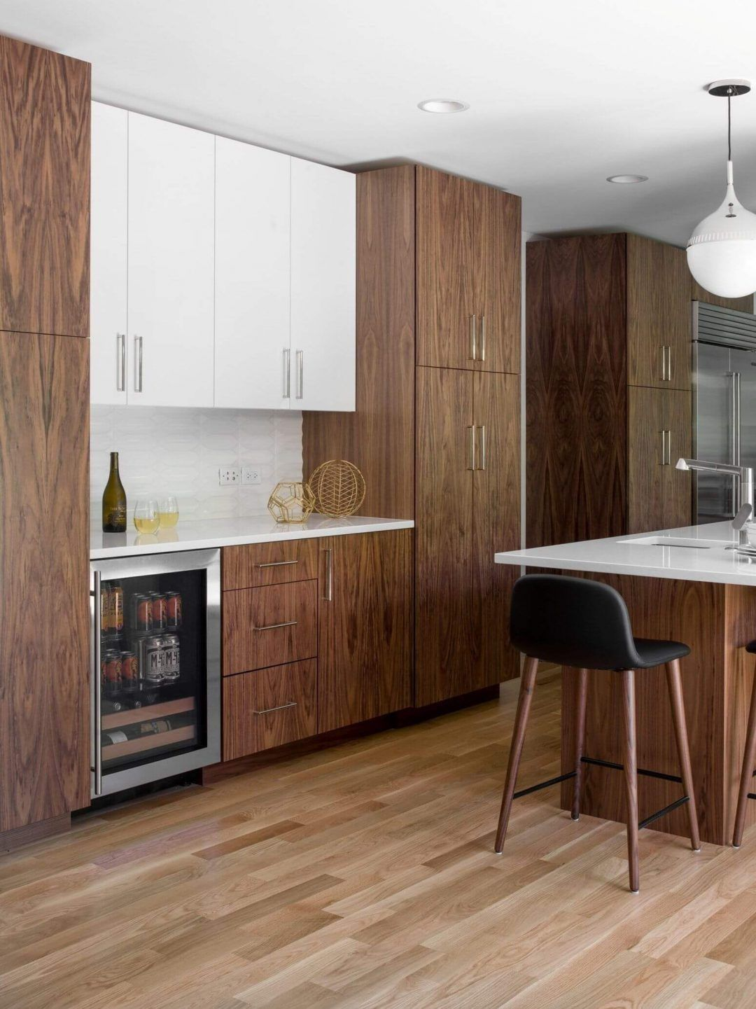 25 Mid Century Modern Kitchen Ideas To Beautify Your Cooking Area - 75Ef7635E08Afa546170F0Dcdaadd1A0