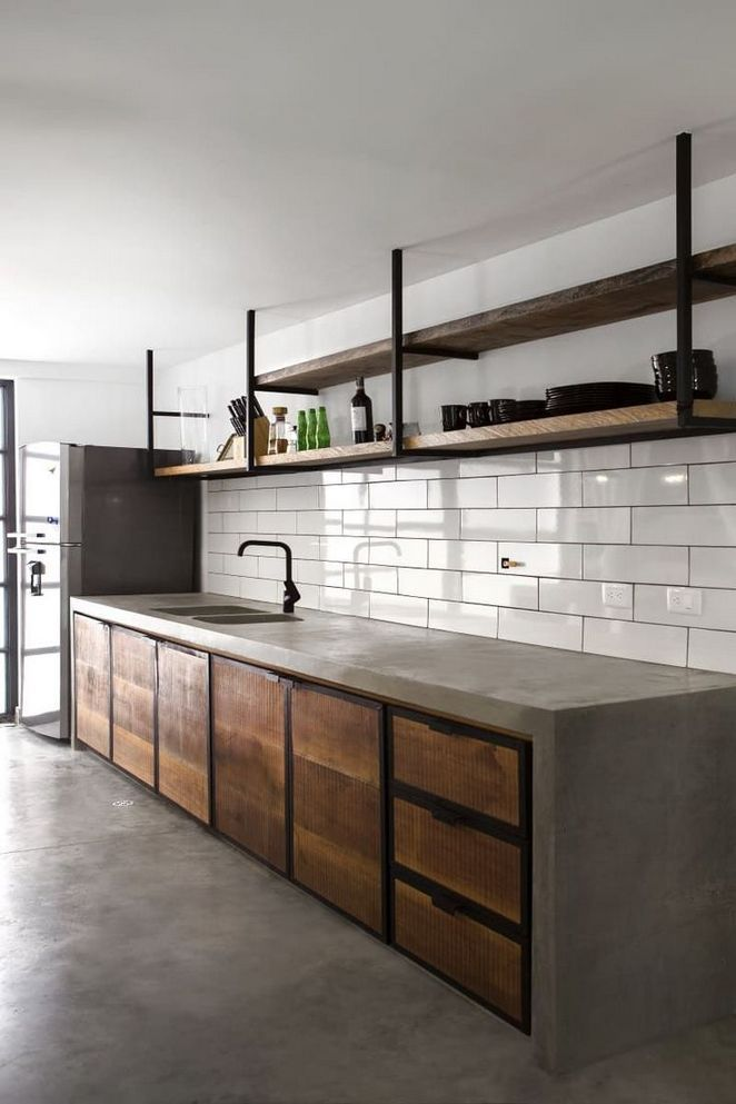 25 Stress-Free Rustic Kitchen Ideas (All Are Marvellous!) - 7C2E5881419569787C272Ea924E1E4A2