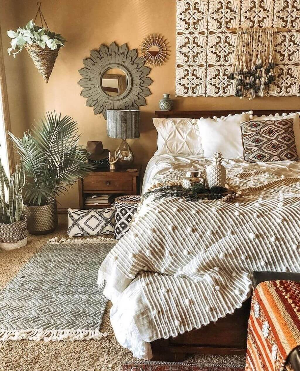 25 Absorbing Rustic Bedroom Concepts (Passions For Sleeping) - 8A