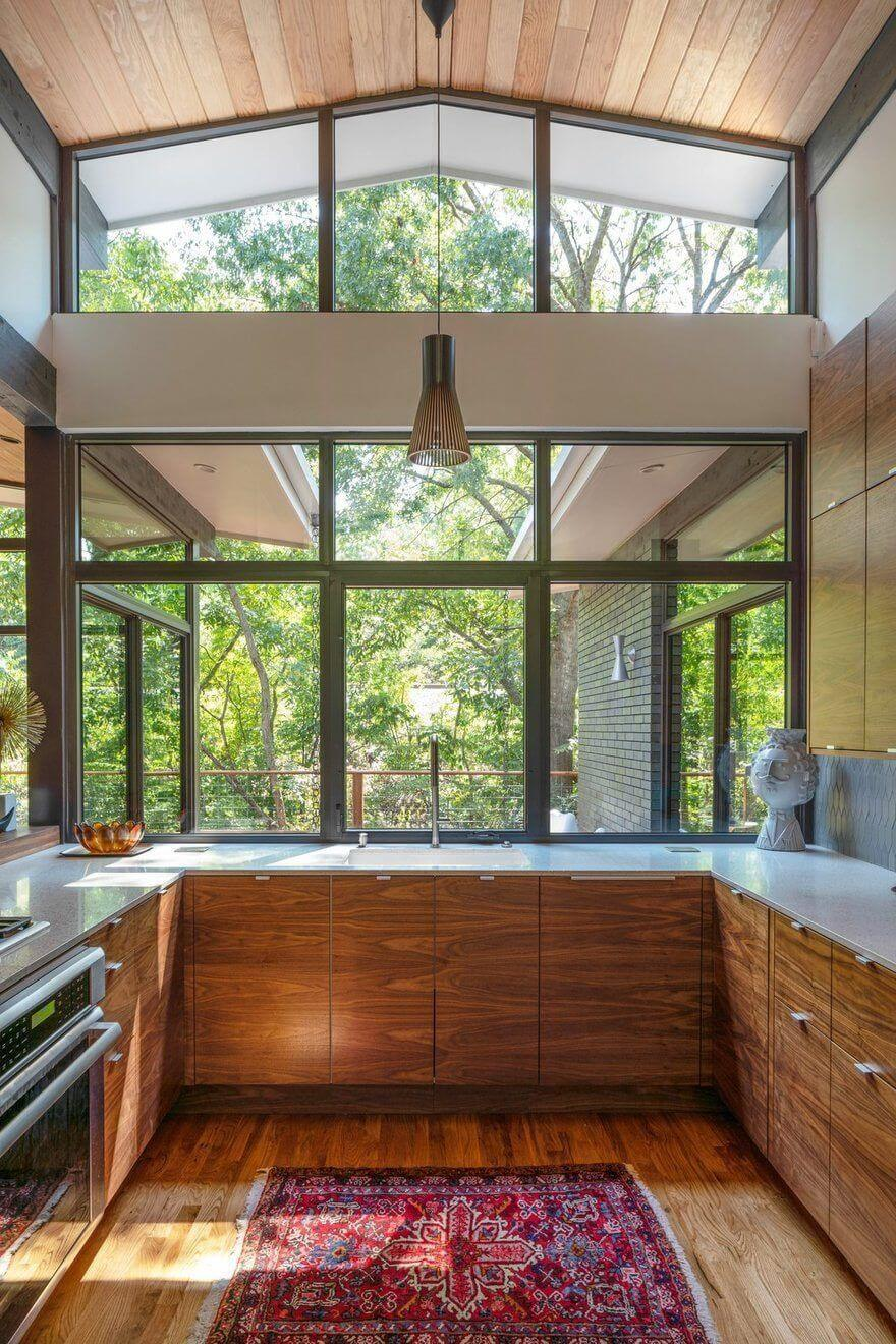 25 Mid Century Modern Kitchen Ideas To Beautify Your Cooking Area - 8E014D8696D86802445F3123Ab5F0F9F