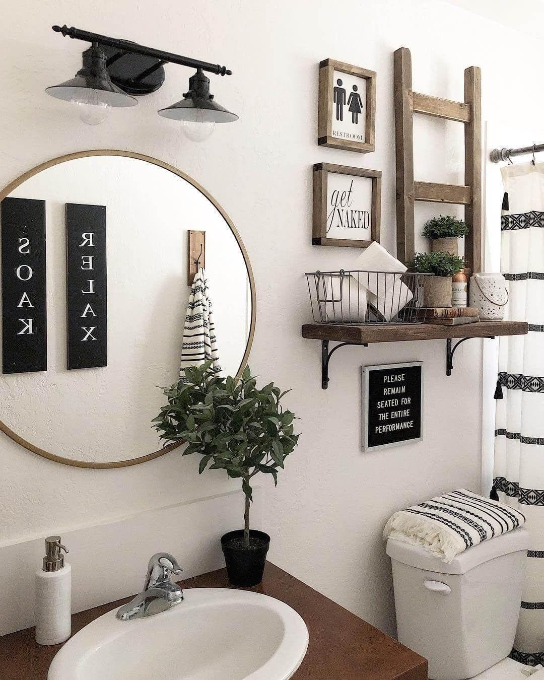 25 Stunning Shabby Chic Bathroom Designs That Will Adore You - 999D1302C352C4A0F872050Daf787C6F