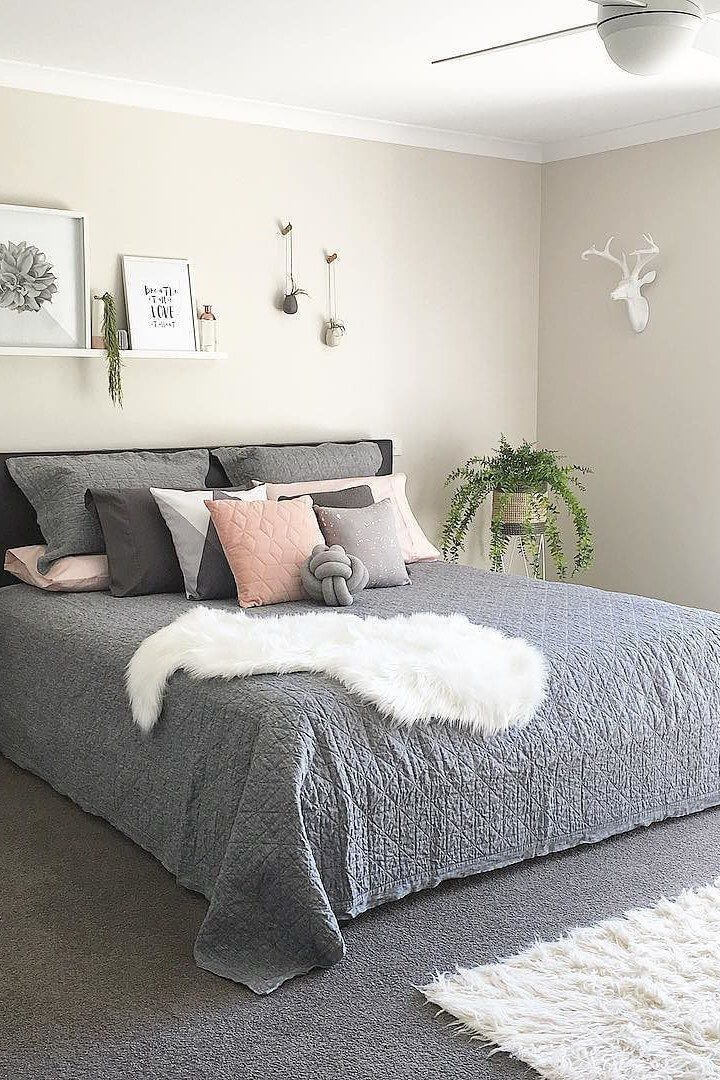 25 Scandinavian Bedroom Ideas To Give Airy And Stylish Look - 9Q