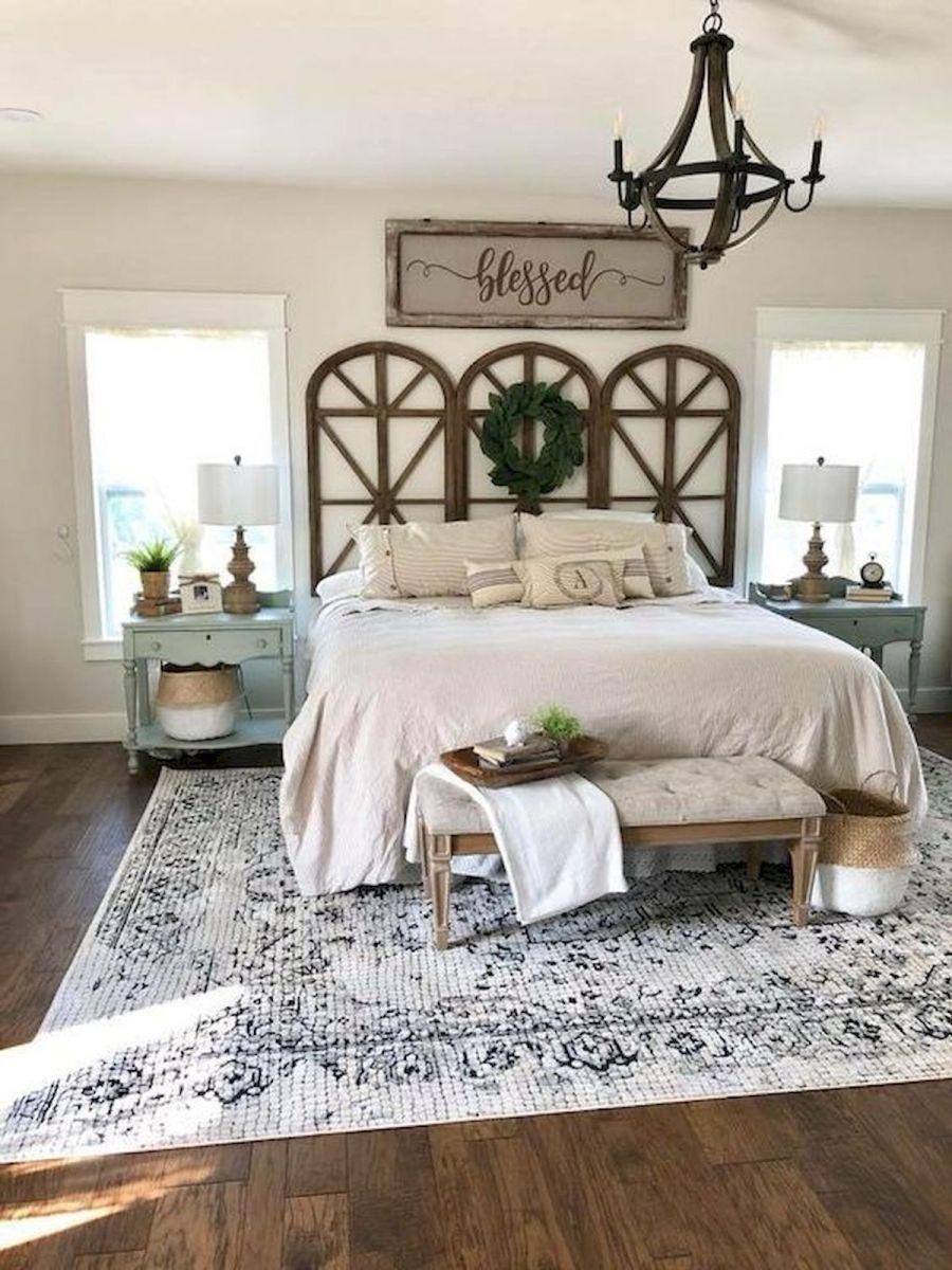 25 Inviting And Cozy Farmhouse Bedroom (The Visual Treats) - A19