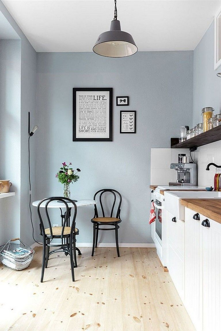 25 Eclectic Scandinavian Kitchen Designs (Let's Bring The Charm!) - Aab78Ef369663Fcd383Cdbb48B52521E
