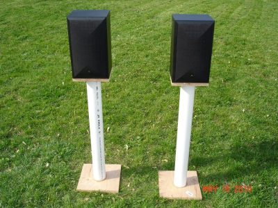 11 Diy Speaker Stand To Get A Perfect Sound Experience