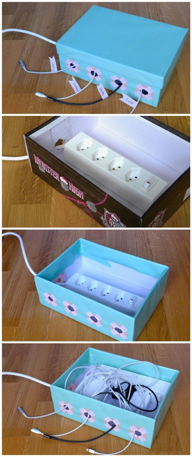 11 Diy Charging Station That Are Easy To Make - B3Ab7343Bc57Eaa4A6E5860Fd9588E6C