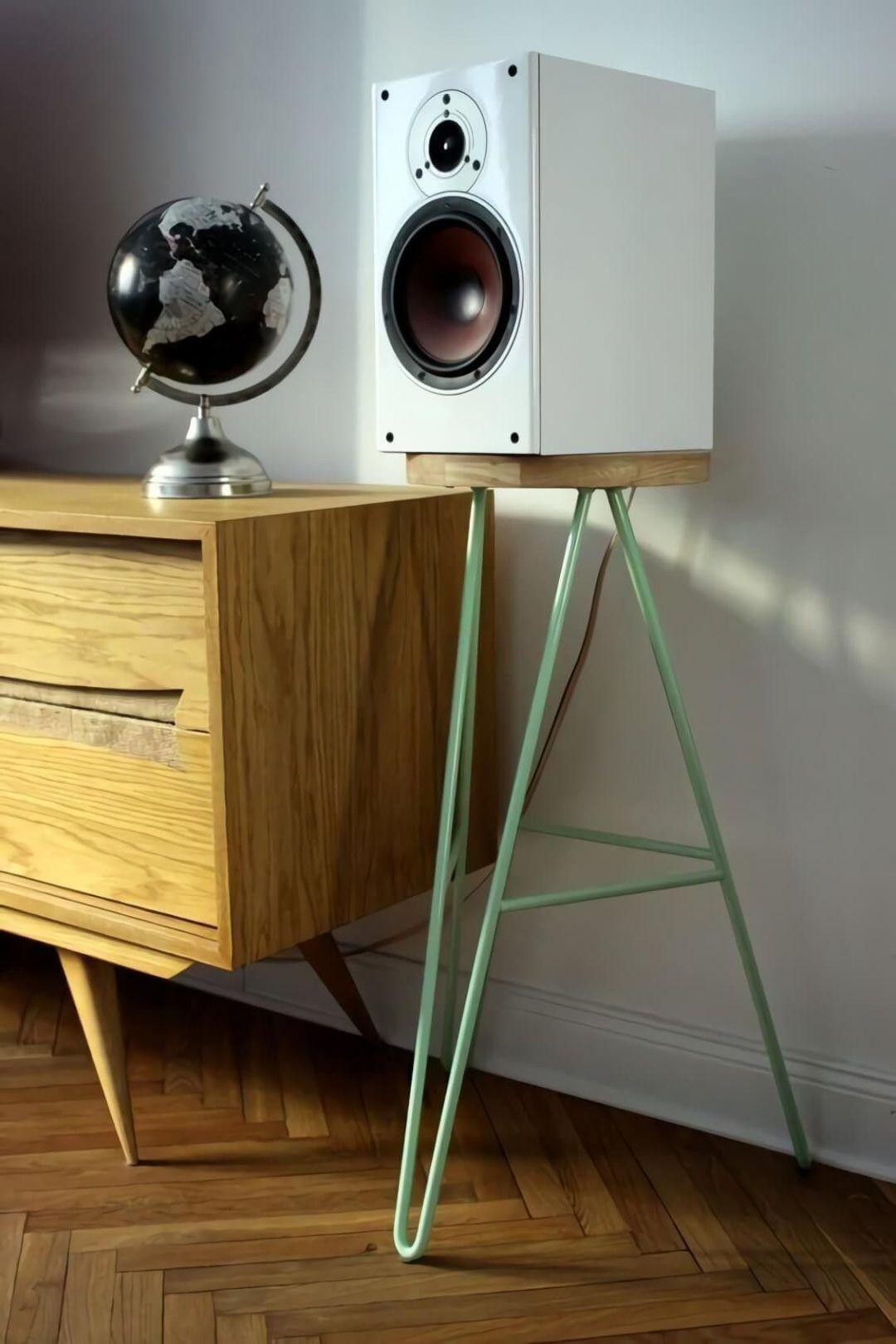 11 Diy Speaker Stand To Get A Perfect Sound Experience - B3Dc71C14F9C17Bb53Db94826565B658