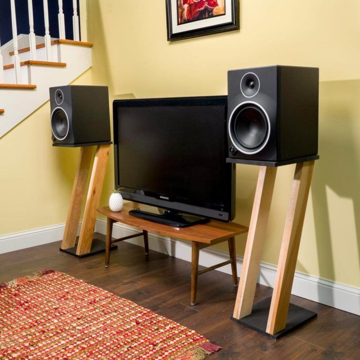 11 Diy Speaker Stand To Get A Perfect Sound Experience - B55E0Be2Bf81C1006D44Cd3D062Bf990