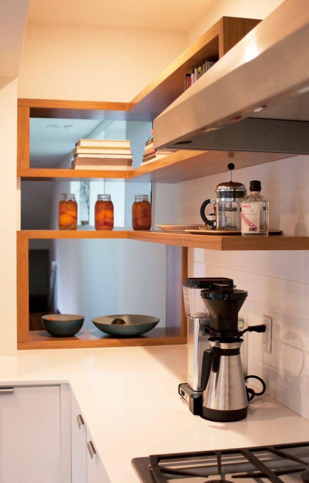 25 Mid Century Modern Kitchen Ideas To Beautify Your Cooking Area - Bcba90E2C16516A512B7A2D02C4D1A84
