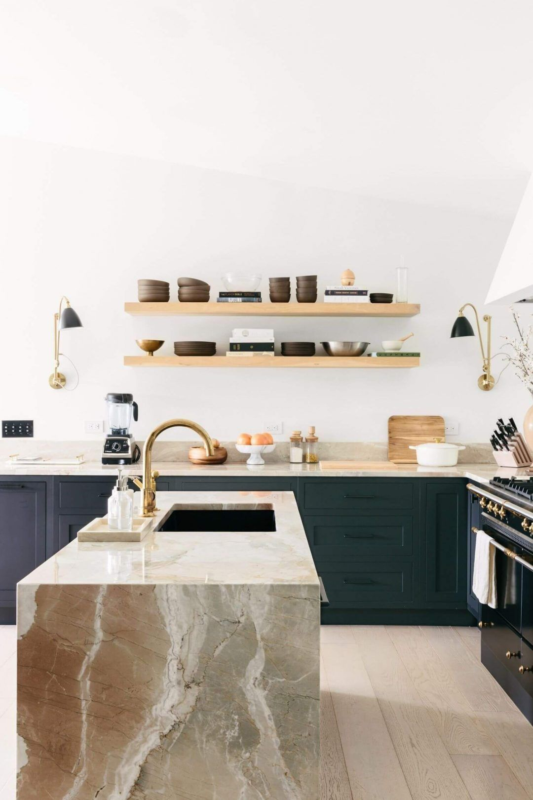 25 Eclectic Scandinavian Kitchen Designs (Let's Bring The Charm!) - Ca7Ed78Cd6589238527686704012Eb77