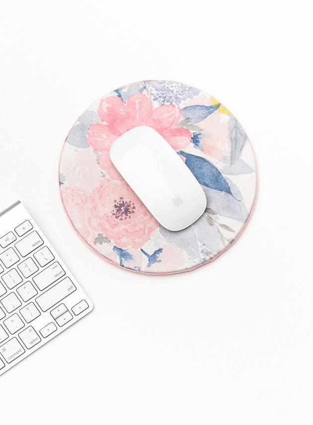 11 Diy Mousepad Ideas To Beautify Your Work Desk - Cd362F998F9Deed017496Fbd9670Ef6F