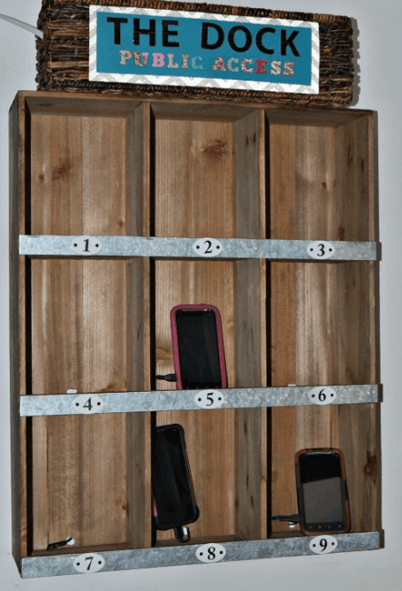 11 Diy Charging Station That Are Easy To Make - Chs