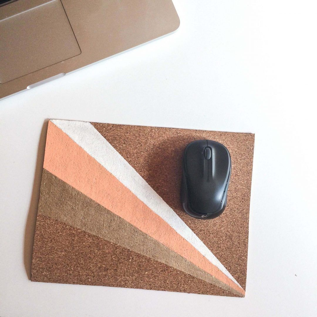 11 Diy Mousepad Ideas To Beautify Your Work Desk - D94B725D70318792D92909Db75F008Ba
