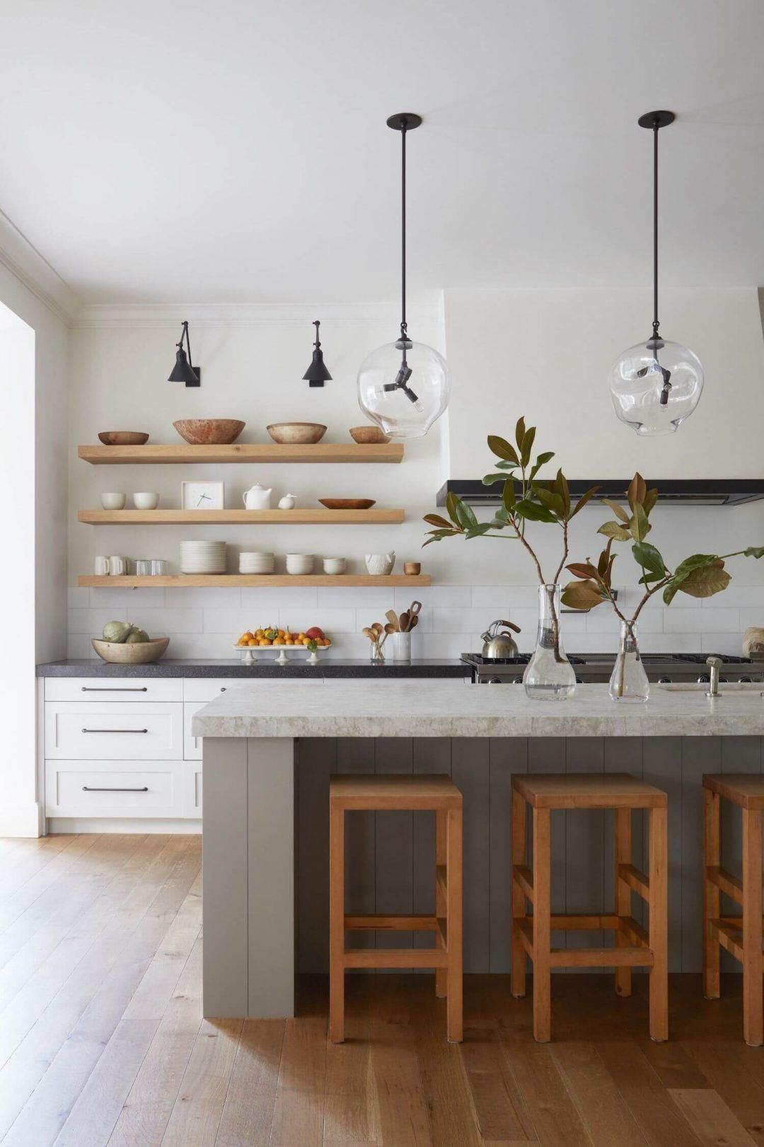 25 Mid Century Modern Kitchen Ideas To Beautify Your Cooking Area - Eda8B60857Db984C7F326204Fcefff62