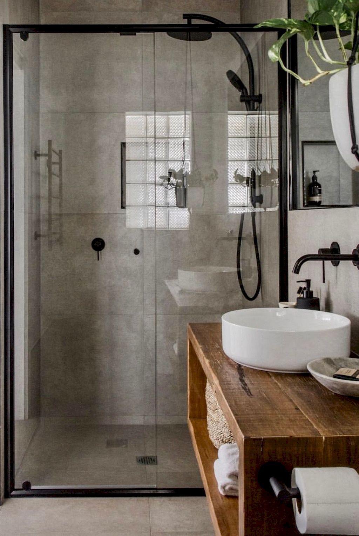25 Farmhouse Bathroom Ideas For Bathroom Remodel - M13