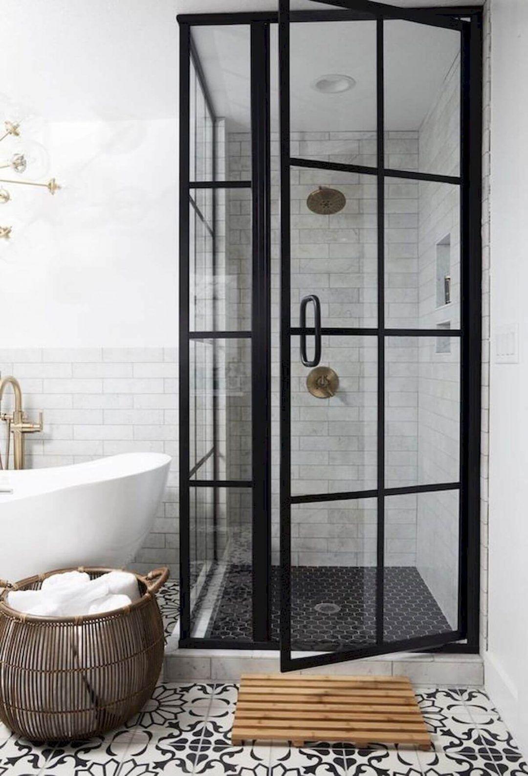 25 Farmhouse Bathroom Ideas For Bathroom Remodel - M25