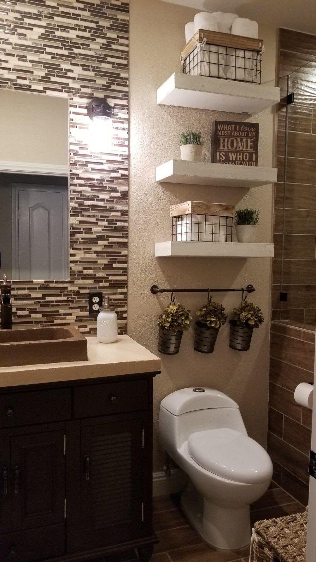 25 Farmhouse Bathroom Ideas For Bathroom Remodel - M7