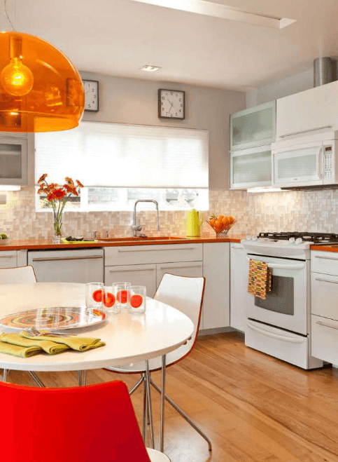 25 Mid Century Modern Kitchen Ideas To Beautify Your Cooking Area - Midc