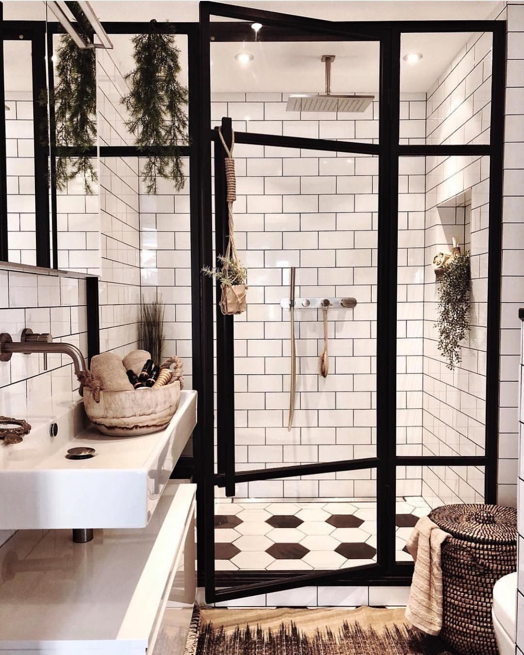 25 Tranquil Scandinavian Bathroom Decor To Get Rid Of Daily Stress - N10